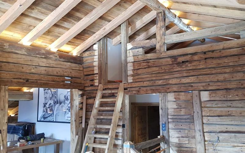 16CHALET RENOVATION PROVIN CORRE