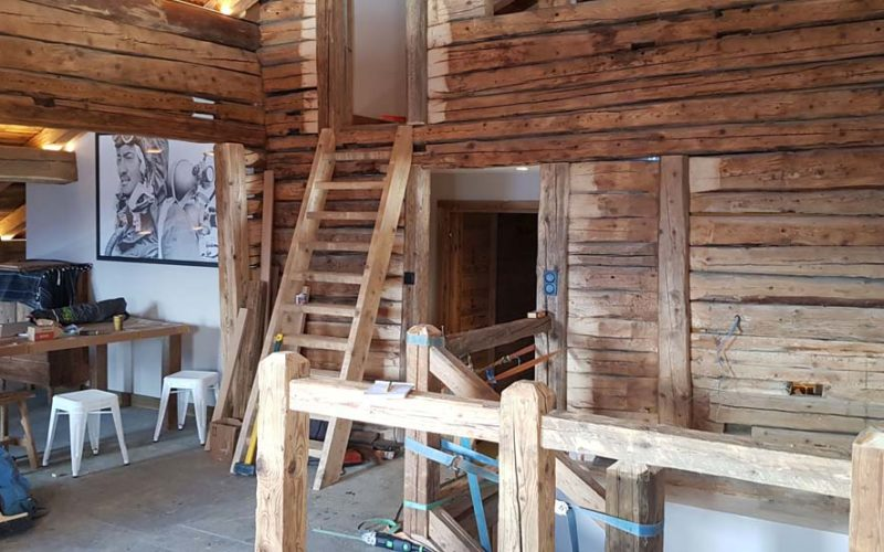17CHALET RENOVATION PROVIN CORRE