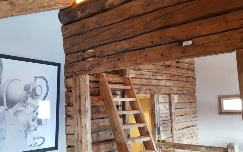 32CHALET RENOVATION PROVIN CORRE