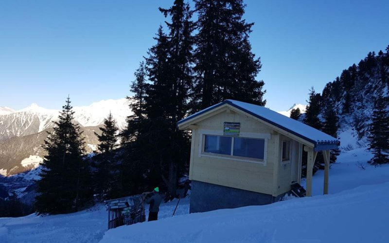 3CHALET ESF