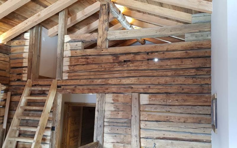 65CHALET RENOVATION PROVIN CORRE