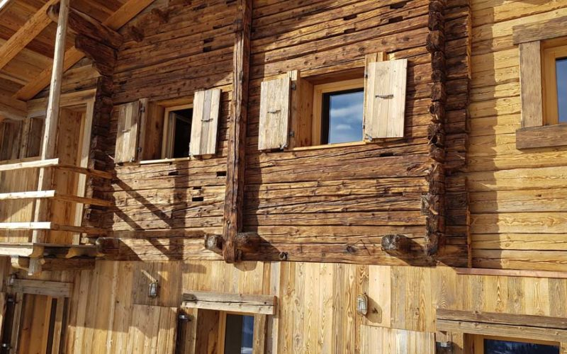 71CHALET RENOVATION PROVIN CORRE